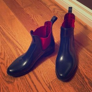 Ralph Lauren Rubber booties